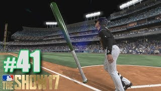 OUT OF DODGER STADIUM! | MLB The Show 17 | Road to the Show #41