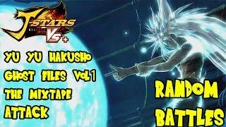 J-Stars Victory VS+ (PS4 English): Toriko's Magical Butter Knife & Ichigo Yusuke Battle of Spam