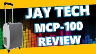 Jay-Tech MCP 100 DJ Sountrolly Review ! | Deutsch | TiBe STUDIOS