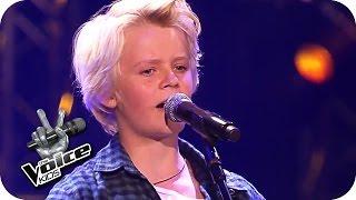 Wincent Weiss - Regenbogen (Felix)   Blind Auditions   The Voice Kids 2016   SAT.1