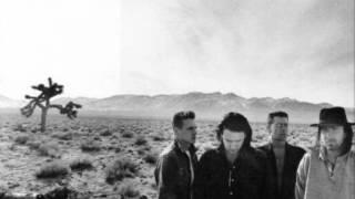 U2  Exit  The Joshua Tree  Lyrics