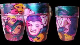 Tango For Painted Ceramics By Eitan Altman