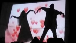 shadow dance in mbstu by dhrubotara 2016 | parbona ami charte toke|romantic song