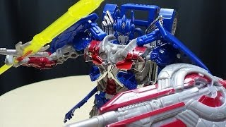 Transformers Age of Extinction Leader OPTIMUS PRIME: EmGo