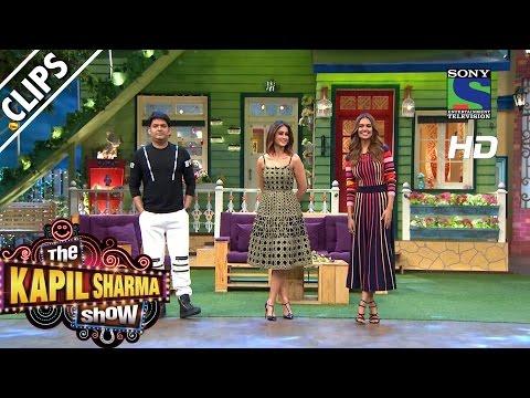Xxx Mp4 Kapil Welcomes Ileana D 39 Cruz And Esha Gupta The Kapil Sharma Show Episode 33 13th August 2016 3gp Sex