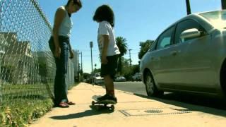 6 year old skateboard prodigy Asher Bradshaw Movie trailer SHReD: The Story of Asher Bradshaw