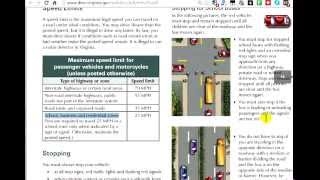DMV Virginia general knowledge practice test
