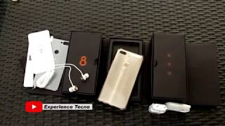 TECNO Phantom 8 Unboxing and First Impression