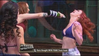 Twiggy's Got A Girl Crush! (The Jerry Springer Show)