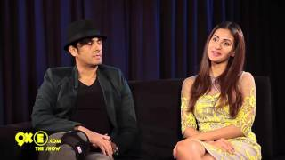SONU NIGAM & AMYRA DASTUR in an Exclusive Interview to SpotboyE