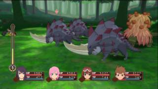 Tales of Vesperia Gameplay (HD PVR - Xbox360 @ 720p)