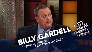 Billy Gardell Knows More Than A Little About Elvis