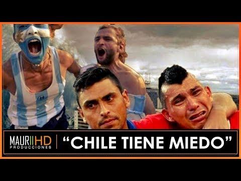 Chile tiene miedo Final Chile v s Argentina Lo más visto