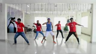 Blockbuster Full Song | Sarrainodu | dance steps | saadstudio