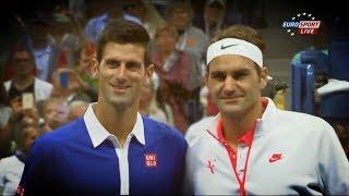 31 - Djokovic vs Federer - Final US Open 2015 - Full Match