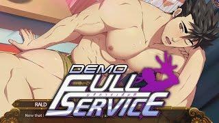 BOSS RALD'S MASSAGE! | Full Service Demo Gameplay