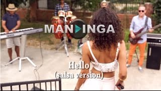 MANDINGA - Hello (Salsa Version)