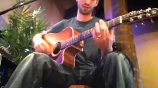 Leo - Rise (cover Eddie Vedder) - Live at Carnaval Brazilian Grill - Sioux Falls, SD