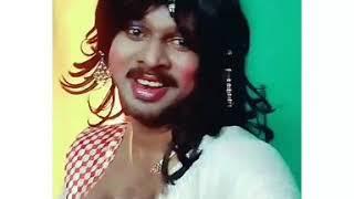 Mannai sathik in saree hot