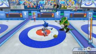 Mario and Sonic at the Olympic Winter Games - [Team Festival] - Part 10 - [Day 9 1/2]