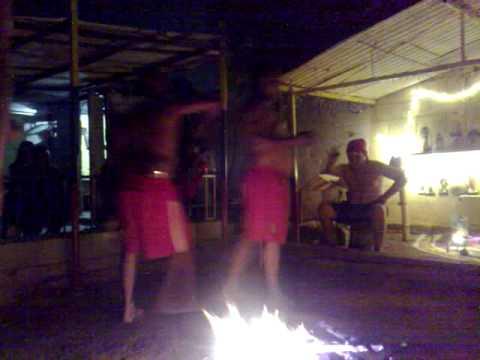 baile en candela gran cacique tamanaco materia larry