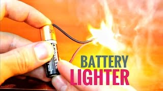 How to Make an Electric Match Detonator igniter