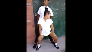 DJ Cleo ft. Abathandwa Ehhe- Umoya Wam 'Uyavuma (Gqom Remix)(Official School Kids Dance Video)