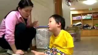 anak korea tak punya tangan