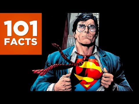 watch 101 Facts About Superman