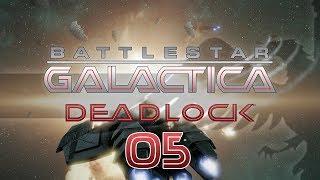 BATTLESTAR GALACTICA DEADLOCK #05 OFFICER Preview - BSG Let