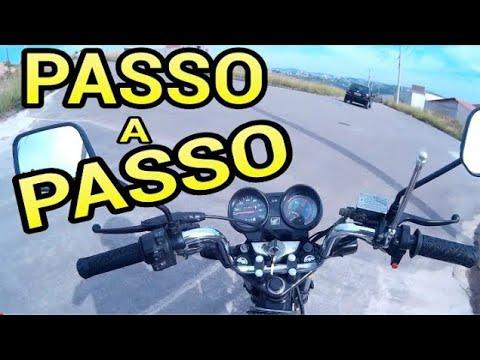 Aprenda andar de moto passo a passo Aula 1 Conhecendo a moto Jeferson 108