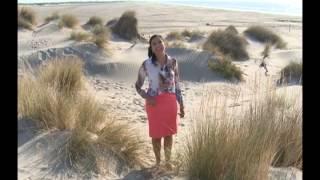 Apresentadora e jornalista Renata Maron realiza documentário no sul da França