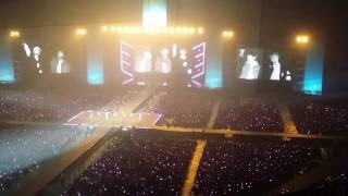 161113 BTS 3rd Muster   talking VCR   Army Bomb Event   Two! Three!