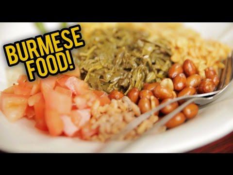 FUNG BROS FOOD Burmese Food Myanmar