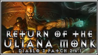 T13 Low Paragon/Ancient Count OK! Uliana's 7 Sided Strike Monk - Diablo 3 Build Guides Patch 2.6.1