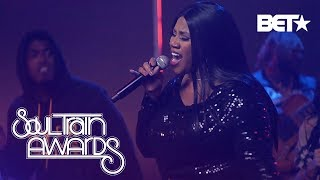 Kelly Price, Luke James & More Sing Verse For Verse In This Cypher   Soul Train Awards 2018