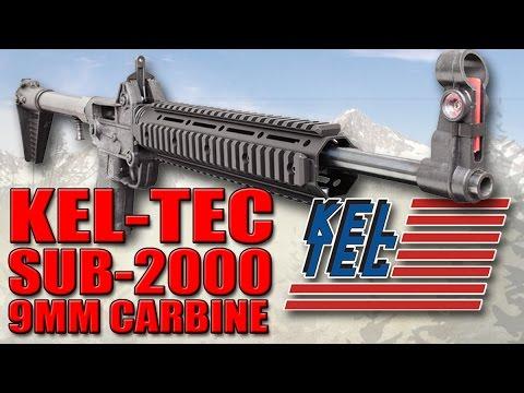 Xxx Mp4 Gun Review Kel Tec Sub 2000 9mm Carbine For Glock Magazines 3gp Sex