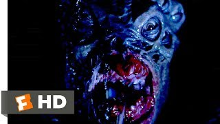 Doom (2005) - The Sewer Imp Scene (3/10) | Movieclips