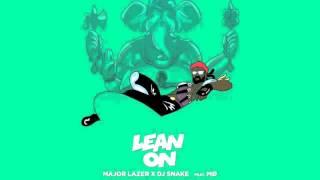 Major Lazer & DJ Snake - Lean On (feat. MØ) (Audio)