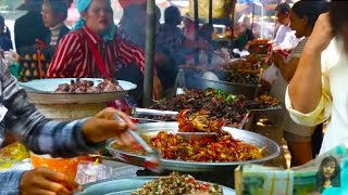 Asian Street Food, Cambodian Street Food Compilation In My Village, Fast Street Food In Asia