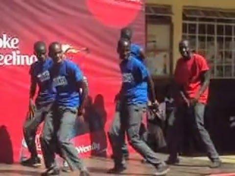 Best Dances In History:Watch Kapsabet High School Dance Crew Rock Again