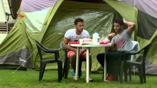 Met Geer en Goor op de camping | Zoete Wraak