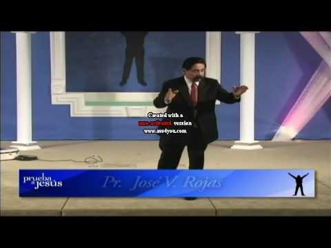 Jose Vicente Rojas Prueba Con Jesus Tema 1parte2