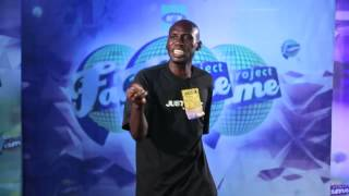 New Godwin dance alert | MTN Project Fame Season 8.0 [FUNNY]
