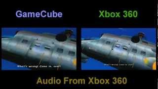 Sonic Adventure 2 - Xbox 360 & GameCube Comparison || SD vs HD