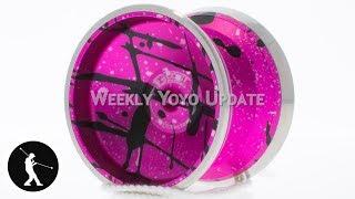 YoYoFactory BOOST Micro Review + Instagram Contest - Weekly Yoyo Update 3-14-18
