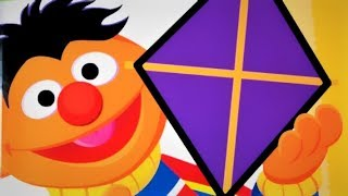 Sesame Street: Learn Colors and Shapes!