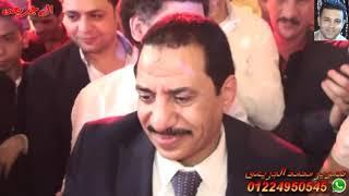 عربى الصغير بيغنى ويبكى فى فرح ابنه دموع الفرح قناة الدولى محمد الجريعى