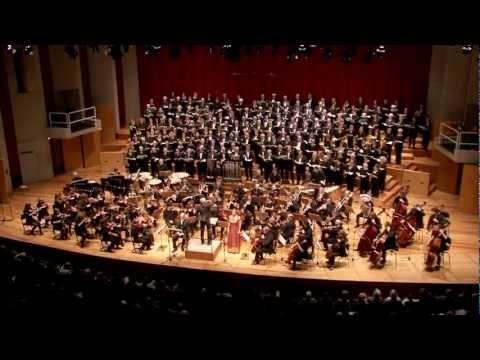 Carl orff -Carmina Burana  Koninklijke Chorale Cæcilia