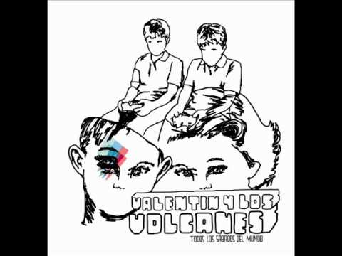 Valentín y Los Volcanes Todos los sábados del mundo Full Album